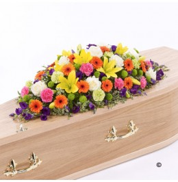 how to ask where to send flowers for a funeral