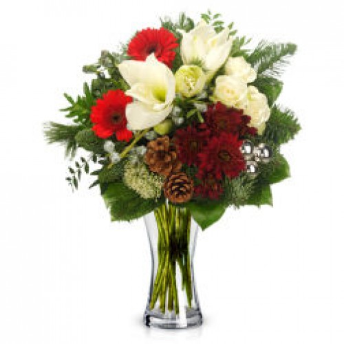 Send Christmas Flowers Galway