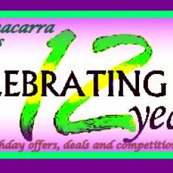 We are celebrating 12 years in business