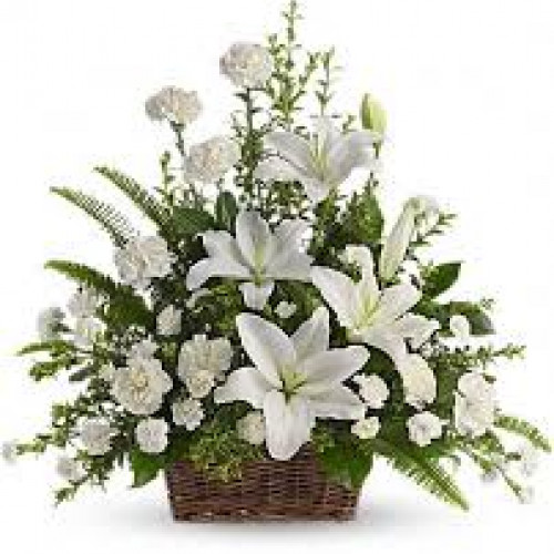 Peaceful Embrace Flower Arrangements