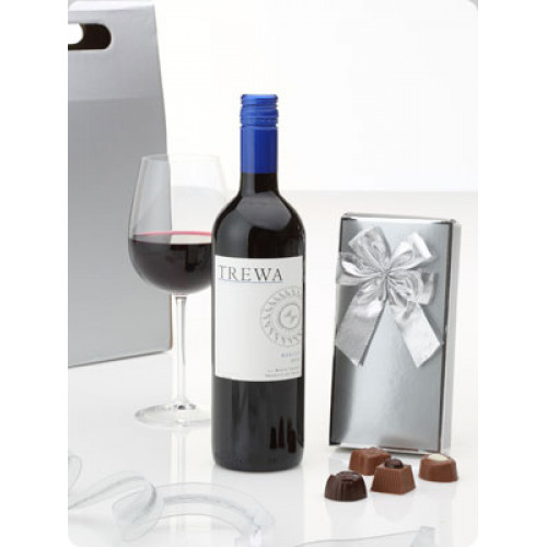A Red Wine & Chocolates