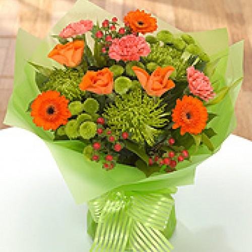 Salthill Sunset Birthday Flowers