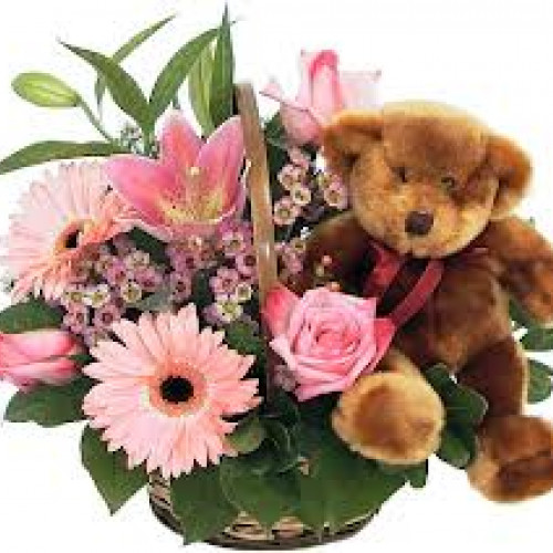 Cutie  Baby Flowers & Gifts