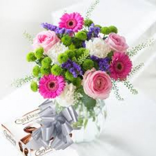 Floral Gift Set  Baby Flowers & Gifts